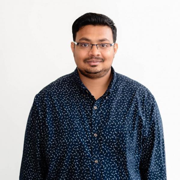 Bhavik Headshot
